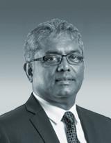 Dr Gershu Paul